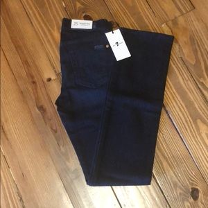 7 For All Mankind NWT Straight Leg Jean